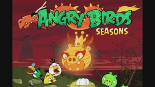 Angry Birds Seasons Music - Year Of The Dragon