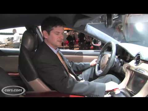 Debut: Fisker Karma at Detroit Auto Show