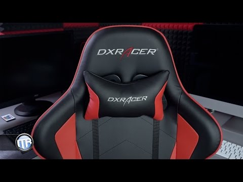 DXRacer Gaming-Chair im Test - Der perfekte Schreibtischstuhl?!