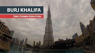 Viagem ao topo do mundo em Dubai