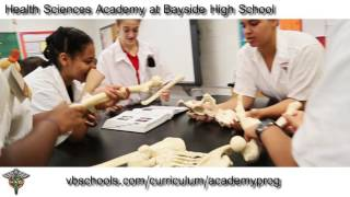 Health Sciences Academy at Bayside High School