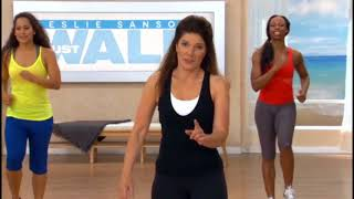 Interval Training   10 Minute Walk At Home Routine | Fitness Videos
