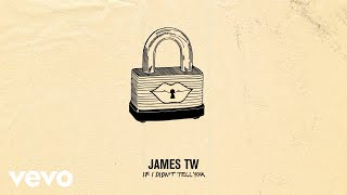 James TW - If I Didn't Tell You (Audio)