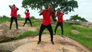 Shatta Wale - Mahama Paper dance Video By Allo Dancers