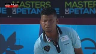 Masters de Pétanque 2015 - 2nde demi-finale d'Istres