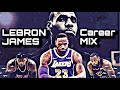 """LeBron James Career Mix ~ """"The Search"""" ft.  NF ᴴᴰ"""