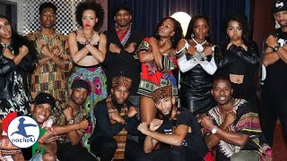 Africans Around the World Doing the Black Panther Dance Challenge