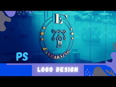 E Learning Logo design | Watch this Tutorial and Create a Logo | Modern Graphic 2020