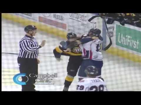 Tyler Barr vs. Dennis Sicard
