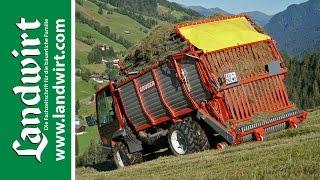 Gruber Aufbauladewagen ALW 320 S | landwirt.com