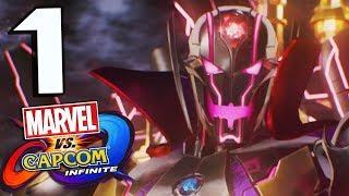 Marvel Vs Capcom Infinite Story Part 1 World