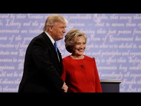 Clinton vs. Trump: The first U.S. presidential debate on CBC News