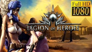 Legion Of Heroes Game Review 1080P Official Nexon Company Role Playing 2016