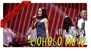 Gambar cover Vita Alvia - Bohoso Moto [Official Music Video]
