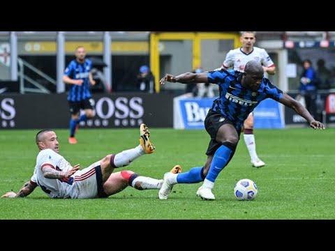 L'Inter Milan avec 11 points d'avance, Lukaku décisif L'Inter Milan avec 11 points d'avance, Lukaku décisif