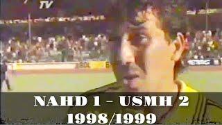NAHD 1 -  USMH 2 (Saison 1998/1999)