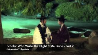 Scholar Who Walks the Night BGM Piano Cover - Part 2 (Morning Dew)