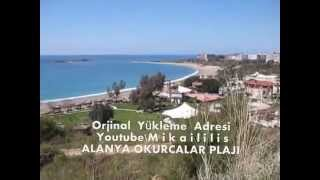 preview picture of video 'Alanya Okurcalar Plajı'