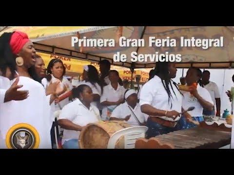 Gran Feria Integral de Servicios en Tumaco