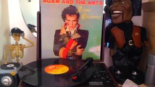 Adam & The Ants - Ant Rap