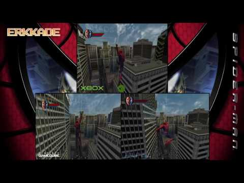 Comparison Need For Speed Hot Pursuit 2 Ps2 Vs Xbox Vs Gc Erkkade