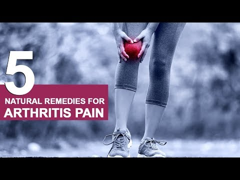 Best Natural Remedies For Arthritis Pain | Healthfolks.com