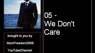 Akon - 05 - We Don't Care