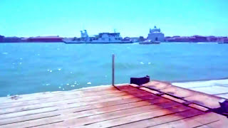 BeachComb by Mark Knopfler and Emmylou Harris, Venice shore