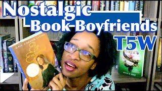Top 5 Wednesday | Nostalgic Book Boyfriends