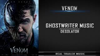 Venom Trailer #2 Trailer Music | Ghostwriter Music - Desolator