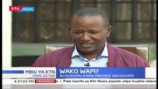 Wako Wapi? Aliyekuwa mbunge wa Kigumo Jamleck Kamau | Mbiu ya KTN | Part 2