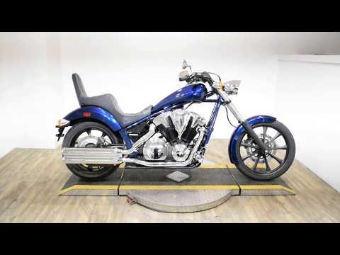 2019 Honda Fury in Wauconda, Illinois - Video 1