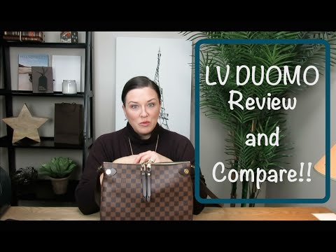 Louis Vuitton Duomo Review and Comparison!