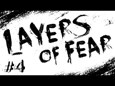 Layers Of Fear Прохождение Часть 4 (ИСКУССТВО НА ОБОЯХ)