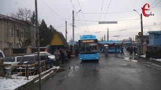 Новий маршрут №4: Хмельницьким курсуватимуть тролейбуси на автономному ходу