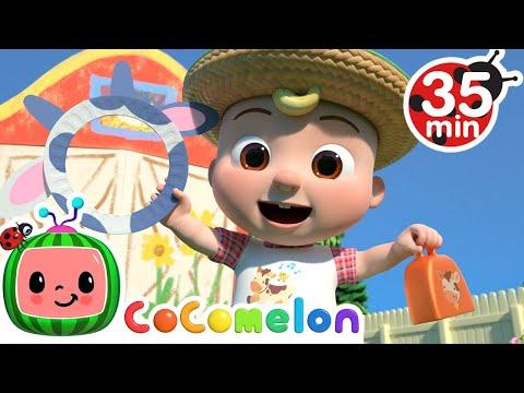 Old Macdonald Song + More Nursery Rhymes & Kids Songs - CoComelon