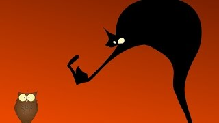 Alfred & Skyggen   En Liten Film Om Følelser (psykologi, Følelser, Psykisk Helse, Animasjon)