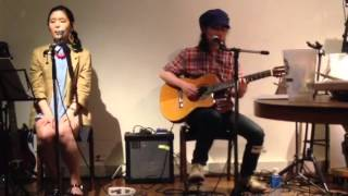 Honeydew live at AMP Cafe - Little Rusty Lemon July,27 2014