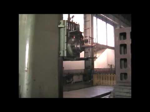 Horizontal Boring Machine SCHIESS FB 28/16 1990