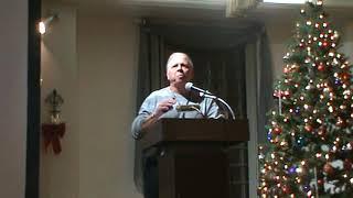 December 7, 2017 General Meeting – Chadwick Moore