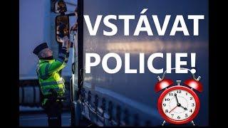 Kompilace ze silnic č.22 - BUDÍČEK OD POLICIE!