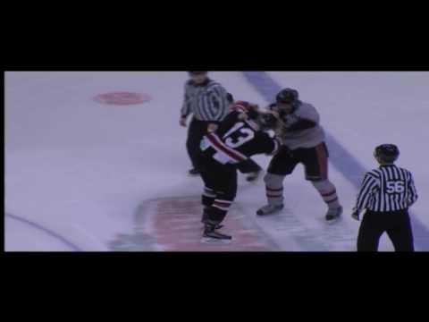 Brad Drobot vs. Justin Tateson