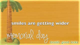 "Boyish Good Looks - ""Memorial Day"""
