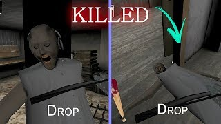 I Finally Killed Granny - New Update + Glitch -