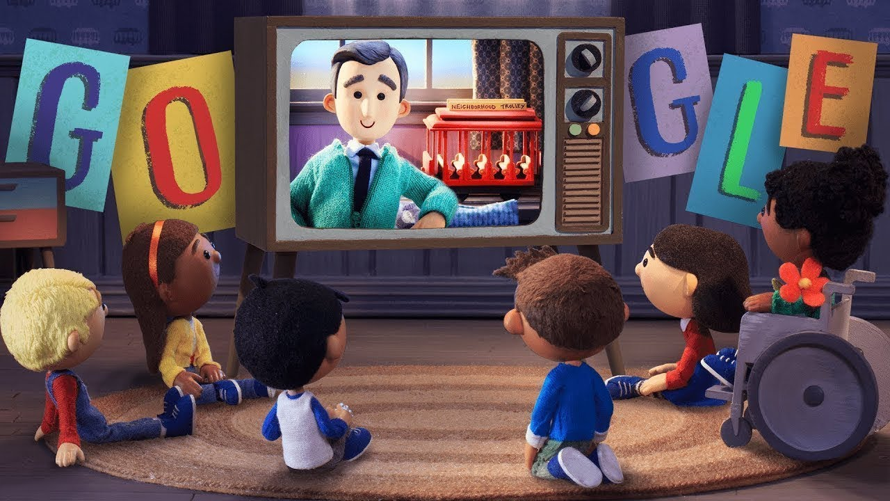 Behind the Doodle: Celebrating Mister Rogers