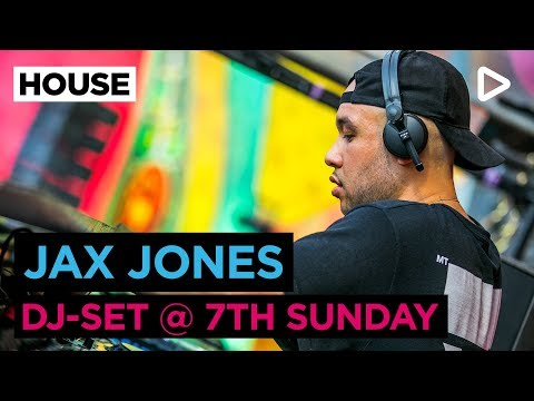 Jax Jones (DJ-set) 7th Sunday Festival | SLAM!