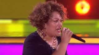 Danny Ross And Lyric McFarland Sing Off: The Voice Australia Season 2