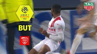 But Loïck LANDRE (90' +5) / SM Caen - Nîmes Olympique (1-2)  (SMC-NIMES)/ 2018-19