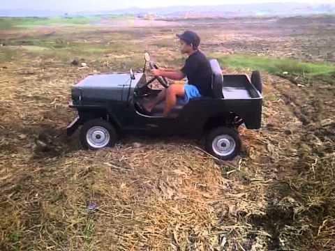Video mini willys indonesia