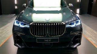 2019 BMW X7 M Sport Walkaround